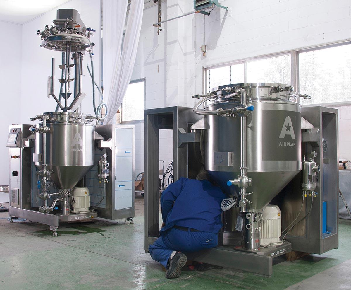 Semisolid Process - lignes de production semi-solide