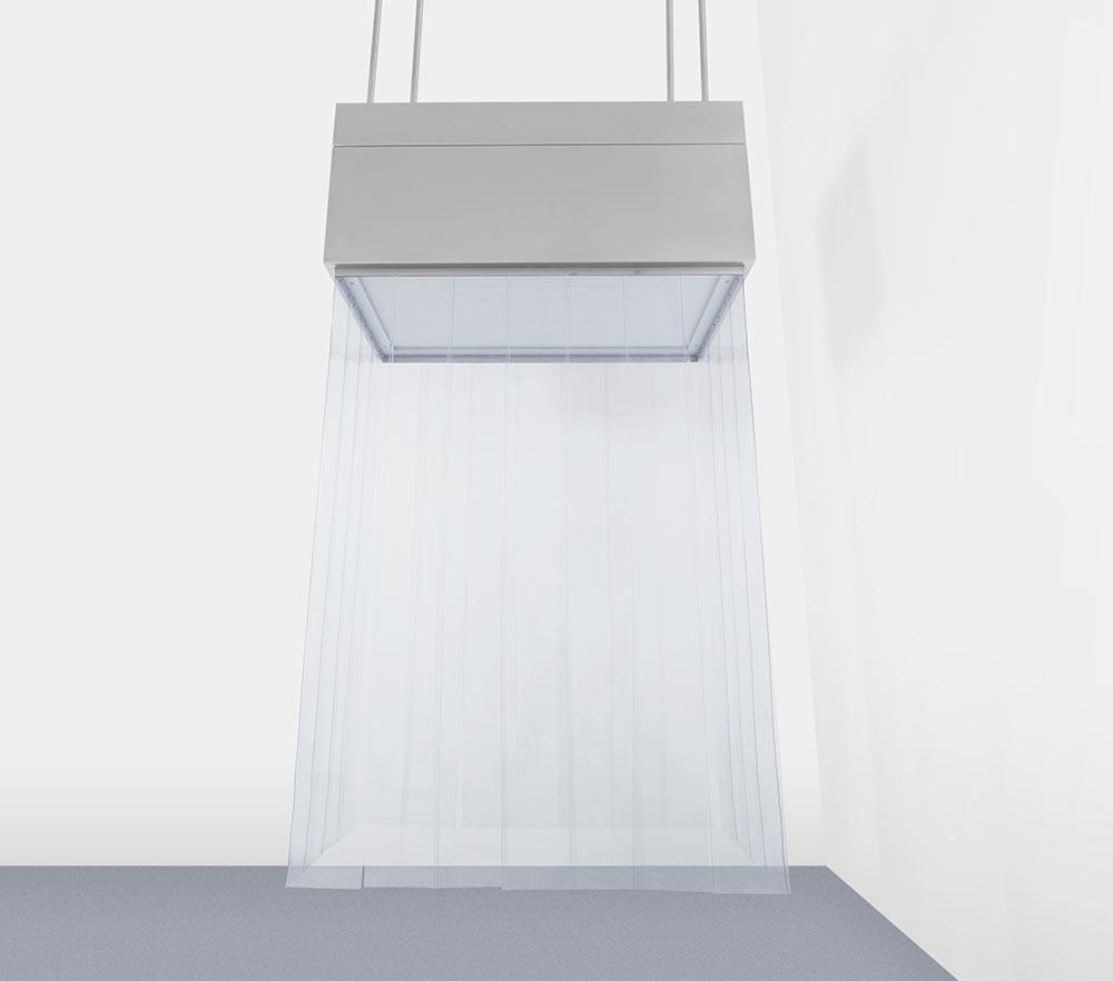 THE AIR FFU - Unidad de ventilador y filtración (Fan Filter Unit)