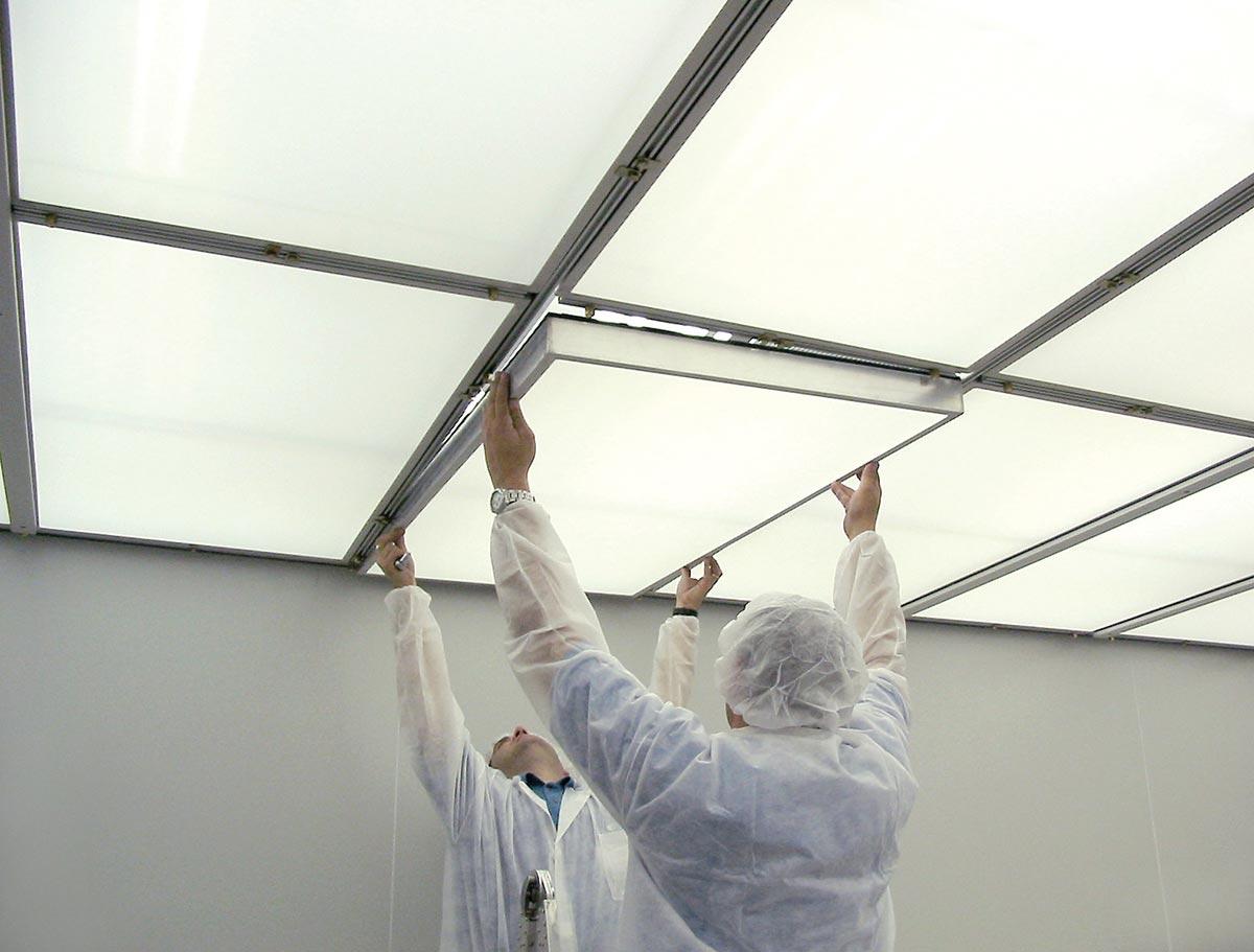The Air Laminar - Flux laminaire sur mesure installé